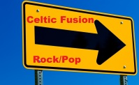 Celtic Fusion Rock Pop Arrow