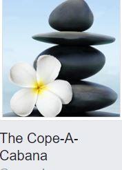 Cope-A-Cabana Logo
