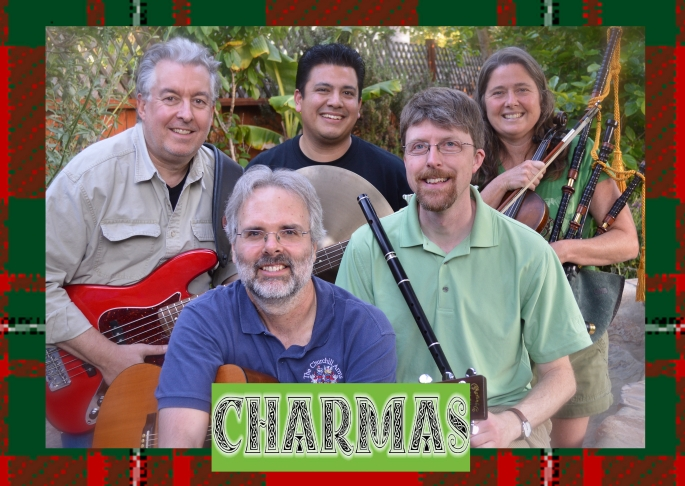 Charmas Band Photo With Logo