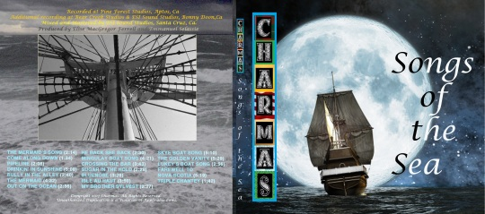 Front and Back CD Cover Sharper Image