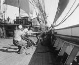 sailorsworkingonship