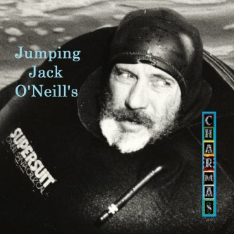 Jack O'Neill For CDBaby Graphic With Text and Logo
