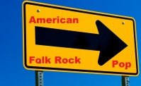American Folk Rock Pop Arrow