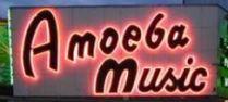 Amoeba Records Logo