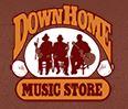 Downhome Music Store Logo